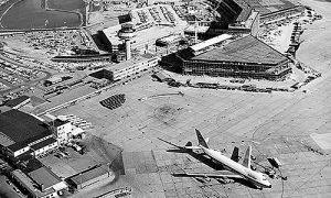 Luftaufnahme-Historisch-Flughafen-Hannover