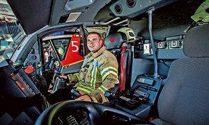 Feuerwehr-Ausbildung-KFZ-Mechatroniker/-in-Fachrichtung Nutzfahrzeuge