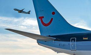 TUI FLY-Boeing-Heckflosse