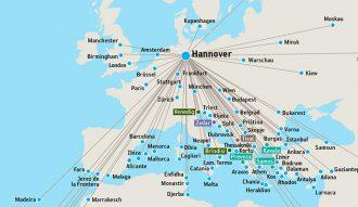 Hannover-Airport-Verbindungen-2019