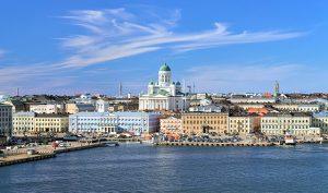 Helsinki-Finnland-Kathedrale-Hafen
