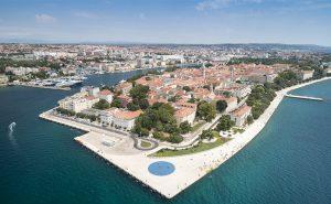 Zadar-Kroatien-Stadt-am-Meer
