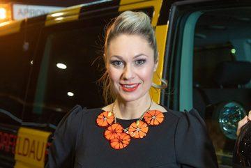 Ruth Moschner-TVStar-Erleben&Erlesen-HannoverAirport