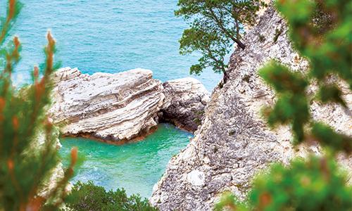 Bucht-Meerblick-Adria-Italien-Apulien