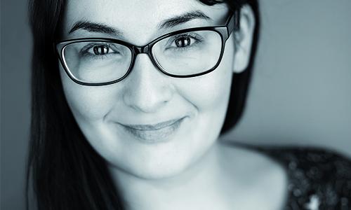Bloggerin-Francesca Romana Cordella-Portrait