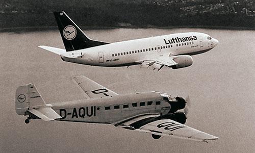 Ju-Boeing-Lufthansa-Tandemflug