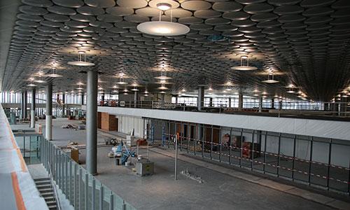 Umbau-Terminal D-Januar 2019