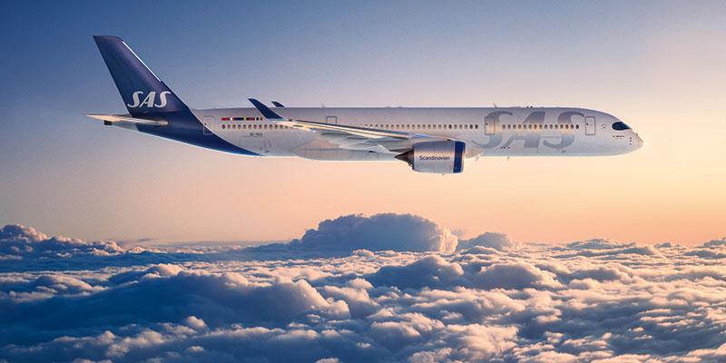 SAS-Airlines-Flug