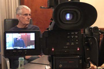 Bild von Sky du Mont im Interview